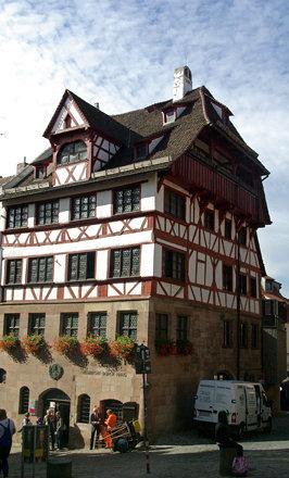 Casa d'Albrecht Dürer, Nuremberg