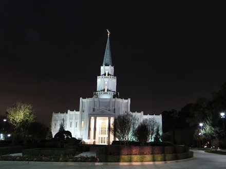 Houston Texas Temple, Spring, Texas