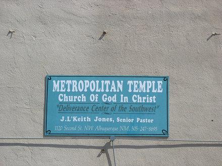 Metropolitan Temple