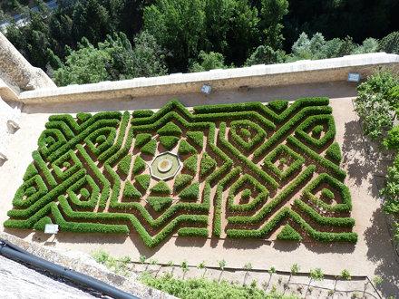 Jardínes del Alcázar