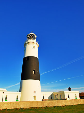 The Alderney Lighthouse