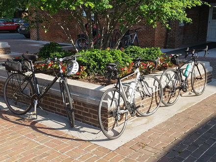 Bike to Work Day 2016 in Alexandria, Virginia