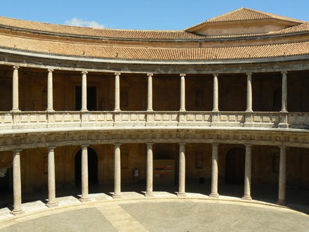 Palace of Charles V, Alhambra (UNESCO WHS)