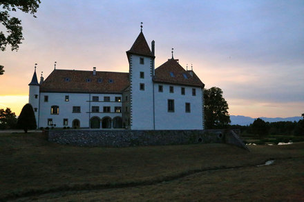 Allaman Castle, Switzerland