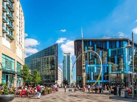 Alliance Sculpture Cardiff City Centre