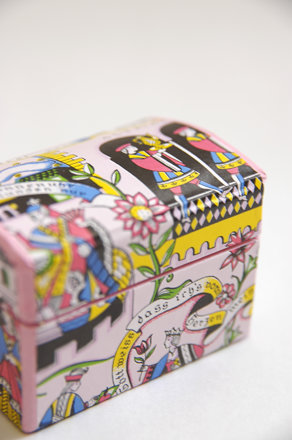 Suitcase-Box, Altmann & Kühne, Ma Patisserie, Shinjuku Isetan