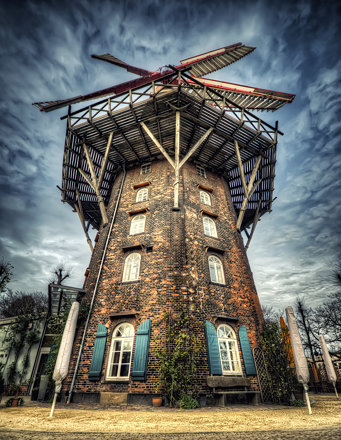 """Mühle Am Wall"" Bremen - HDR"