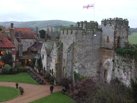 Amberley Castle Donjon