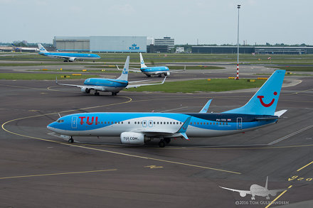 Amsterdam Airport Schiphol - EHAM/AMS