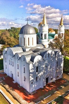 Борисо-Глебский собор