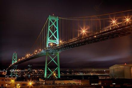 Angus L MacDonald Bridge