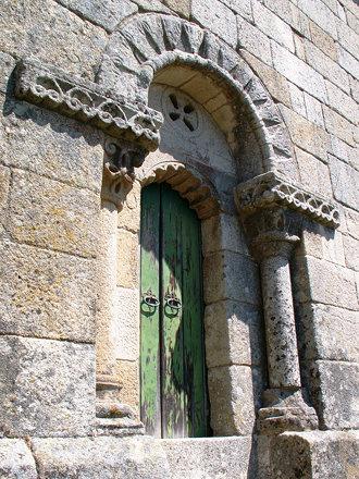 Around the church II