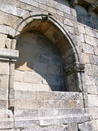 Around the church IV