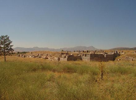 Pisidian Antioch - Great Basillica