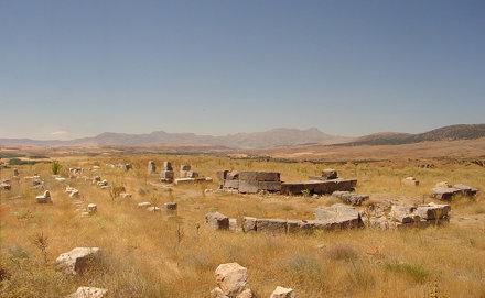 Pisidian Antioch - Central Church (Byzantine Church)