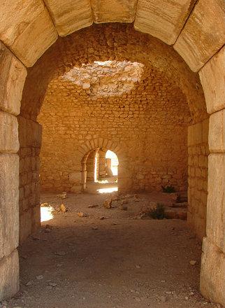 Pisidian Antioch - Bath house