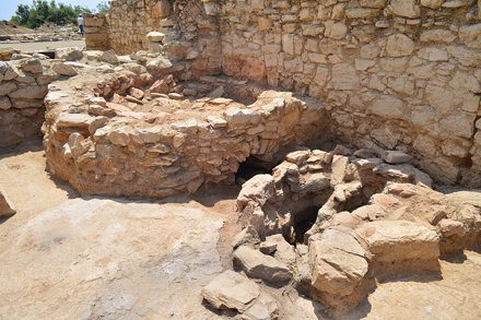 Late antique kilns
