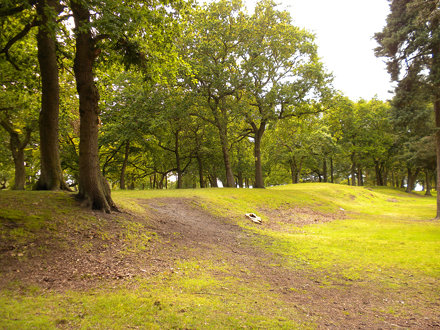 Antonine's Wall at Roughcastle