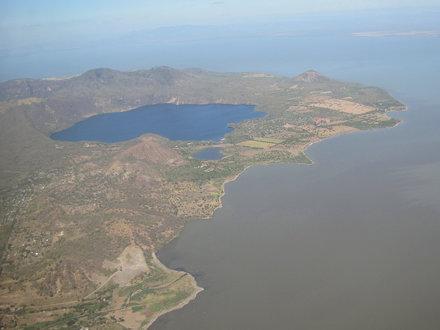 Laguna de Xilua, Managua, Nicaragua