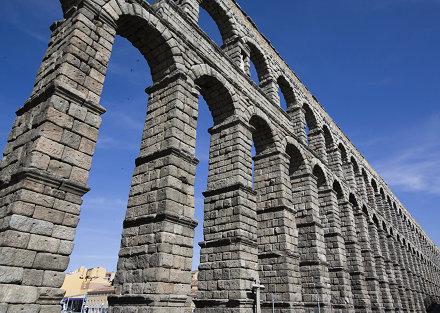 The Aquaduct of Segovia