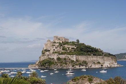Ischia - Il Castello Aragonese