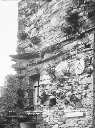 Sundial at Castle Shane, Ardglass, Co. Down