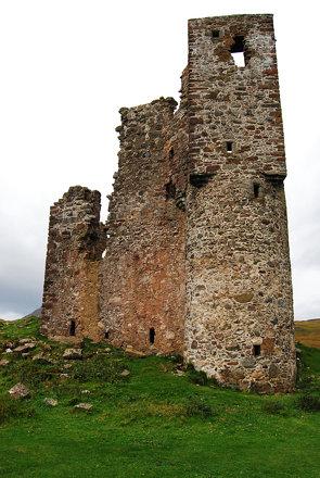 蘇格蘭高地之旅 Ardveck Castle 9