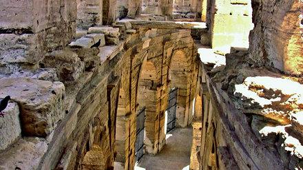 FRANCE - Provence , Arles, roman  Amphitheater, 12738/5174