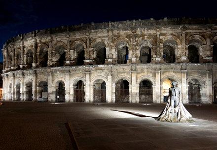 France-002422 - Amphitheatre & Nimeno