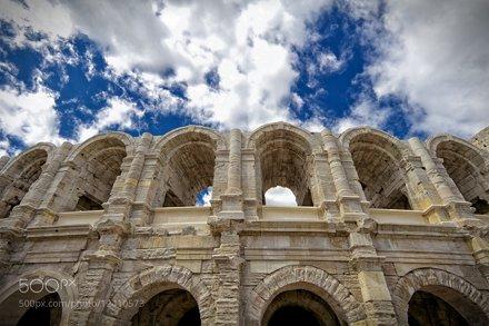 Arles - Roman Amphitheatre