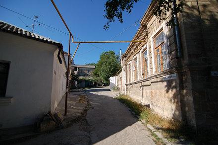 Feodosiya. Fountain Square — Феодосия. Фонтанная площадь