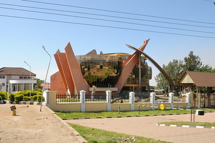 Cultural Center in Arusha in Tanzania-01 1-12-12