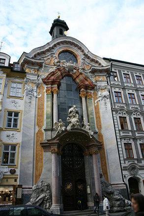 Asamkirche, Munich