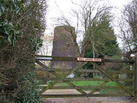 Aslacton Windmill