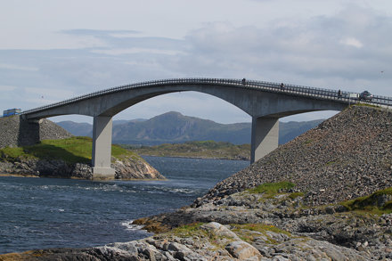 Storseisundet Bridge