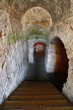 Saint Thecla Cave Chapel
