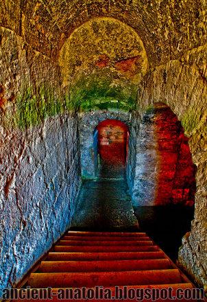 Saint Thecla Cave Chapel of Ancient Seleucia ad Calycadnum