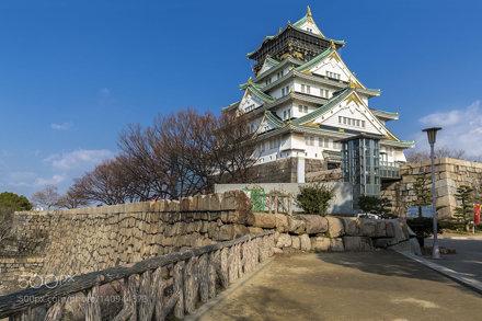 Osaka Castle - 大阪城天守閣