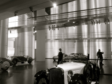 Main Exhibition 2, BMW Museum, Munich