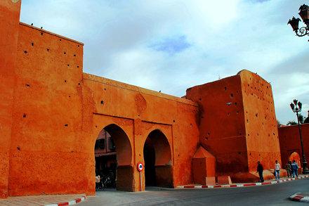 Murallas 12  Puerta Bab Robb 35000