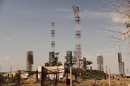 Baikonur N-1 Launch Pad
