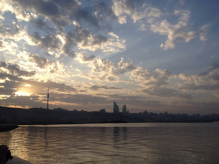 Baku's Bay / semaine 16