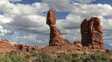 USA Utah Arches National Park