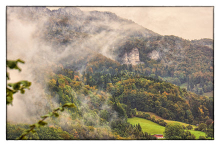 Fog at the Balmberg