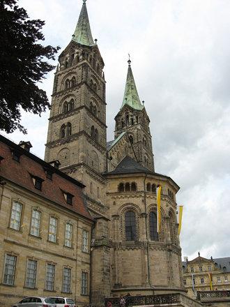 Bamberg: Kaiserdom