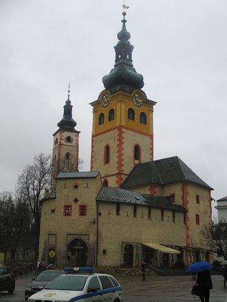 Hrad Banská Bystrica