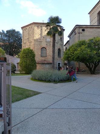 Neonian Baptistry in Ravenna