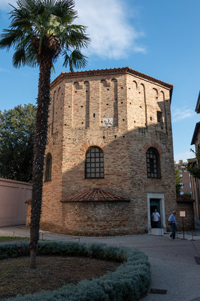 Battistero degli Neoniano, Ravenna