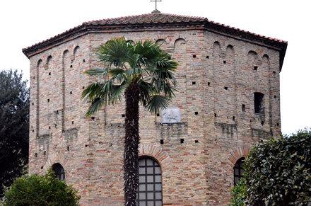 Ravenne (Emilie-Romagne), Baptistère des Orthodoxes - 02