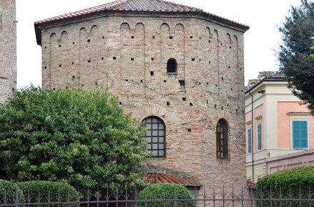 Ravenne (Emilie-Romagne), Baptistère des Orthodoxes - 26